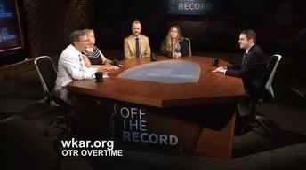 Rep. Jeremy Moss (D) | Off the Record OVERTIME | 6/3/16