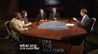 Correspondents Edition | Off the Record OVERTIME | 6/10/16