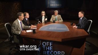 Rep. Tom Leonard | Off the Record OVERTIME | 7/1/16