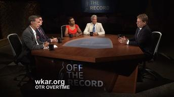 Rep. Tim Greimel | Off the Record OVERTIME | 8/12/16