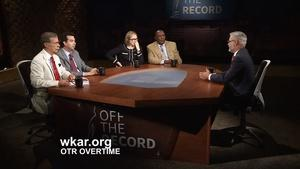 Pollster Richard Czuba | Off the Record OVERTIME | 8/19/16