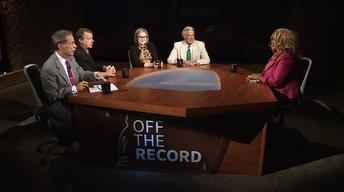 Linda Lee Tarver | Off the Record OVERTIME | 9/9/16