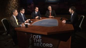 Stephen Neuman | Off the Record OVERTIME | 10/14/16