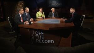 Rep. Tom Barrett | Off the Record OVERTIME | 1/27/17