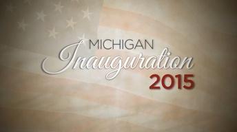 2015 Michigan Gubernatorial Inauguration