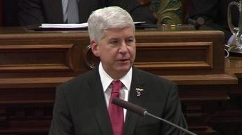 Michigan State of the State 2016