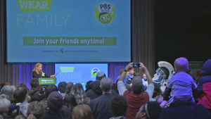 Celebrate! WKAR PBS Kids Launch