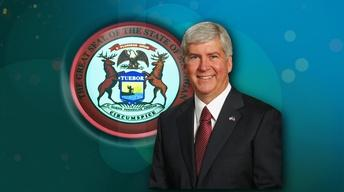Michigan State of the State 2012