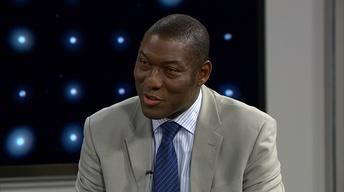 UK Football's Derrick Ramsey