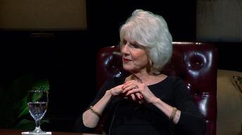 Diane Rehm and Ann Patchett