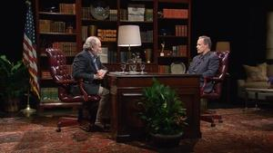 Sebastian Junger and Joe Klein
