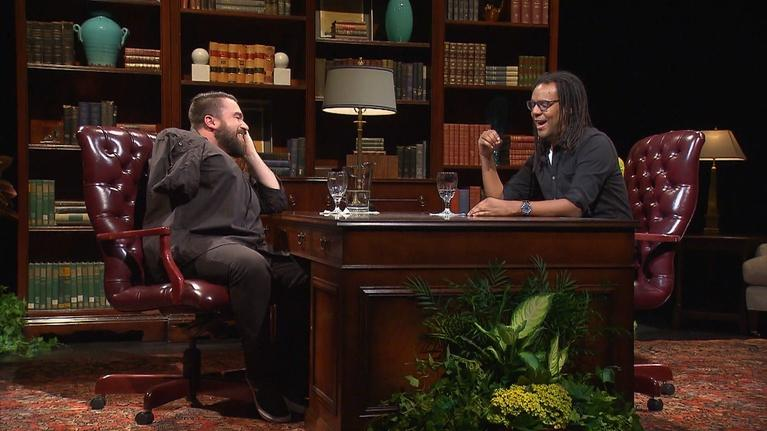 Great Conversations: Colson Whitehead and Isaac Fitzgerald