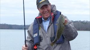 Fishing Laurel Lake and Venison