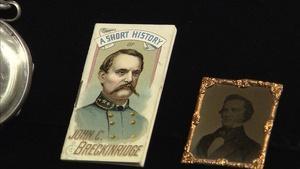 John C. Breckinridge Memorabilia