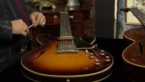 Gibson Dot Neck Guitar
