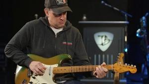 Joe Bonamassa's Guitars