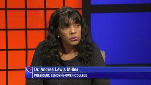 LeMoyne-Owen College President Dr. Andrea Lewis Miller
