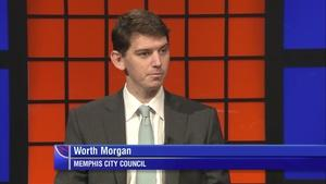 Memphis City Council Member Worth Morgan