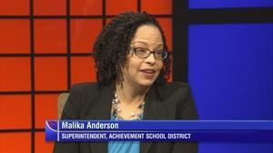 ASD Superintendent Malika Anderson