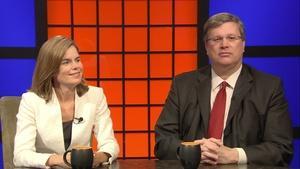 Mayor Jim Strickland and District Attorney Amy Weirich