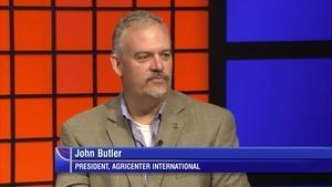 New President of Agricenter International, John Butler