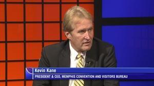 Memphis CVB President & CEO Kevin Kane
