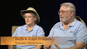 Missionaries Ralph & Twyla Williams