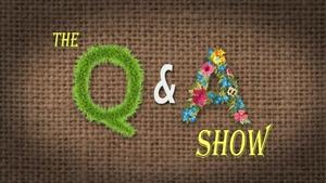 Viewer Q and A show