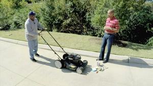 Winter Lawnmower Prep & Soil Testing