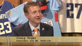 Memphis Redbirds President and General Manager Craig Unger