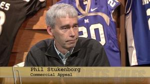 Sports Writer Phil Stukenborg