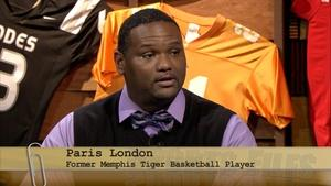 Former Memphis Tiger Paris London