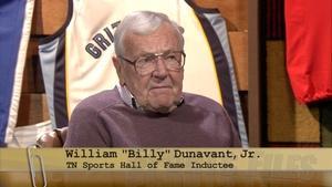 Former USFL's Showboats owner, Billy Dunavant