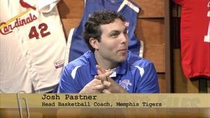 Memphis Tigers Basketball Coach Josh Pastner
