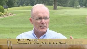 FESJC Tournament Director Phil Cannon