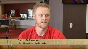Memphis Redbirds Dan Johnson