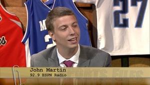 Panel Discusses Tiger Basketball