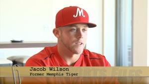 Memphis Redbirds Jacob Wilson