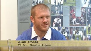 Memphis Tigers Alan Cross