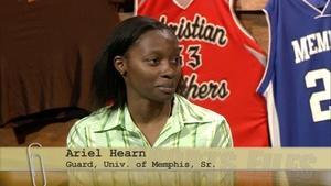 Memphis Women's Basketball Head Coach Melissa McFerrin