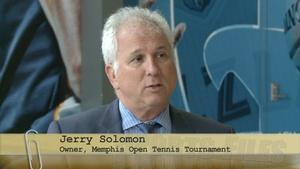 GF Sports President Jerry Solomon