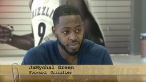 Memphis Grizzlies Forward JaMychal Green