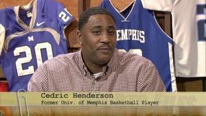 Former Memphis Tiger Cedric Henderson
