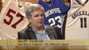 Commercial Appeal Sports Columnist Geoff Calkins