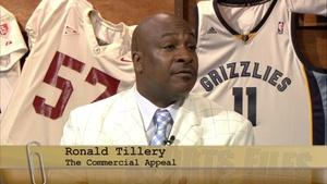 The Commercial Appeal's Grizzlies Beat Writer, Ron Tillery