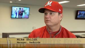 Redbirds Manager Mike Shildt