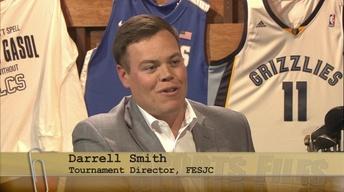 FESJC Tournament Director Darrell Smith