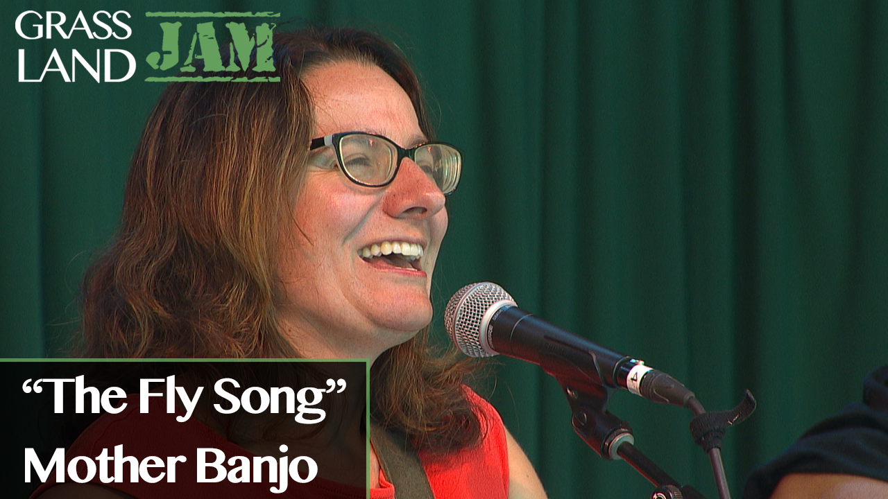 """Mother Banjo Band """"The Fly Song"""""""