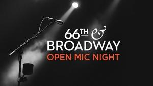 """NEW YORK STORIES"" Open Mic Night"