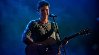 Shawn Mendes in Concert